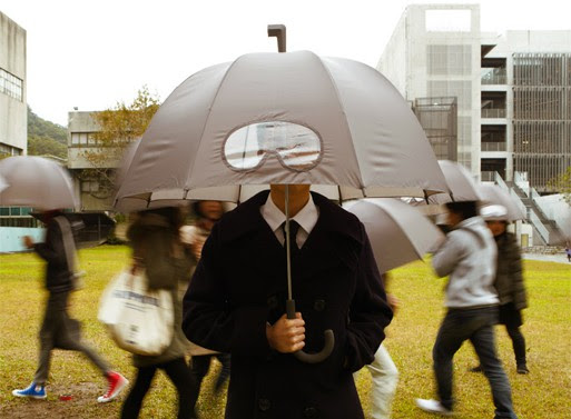 Goggles Umbrella by 25TOGO Design   DesignRulz.com