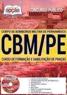 Apostila Bombeiros PE - Curso de Formação e Habilitação de Praças - CBMPE 2017