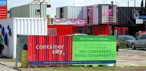 Kota Unik Yang Terbuat Dari Container