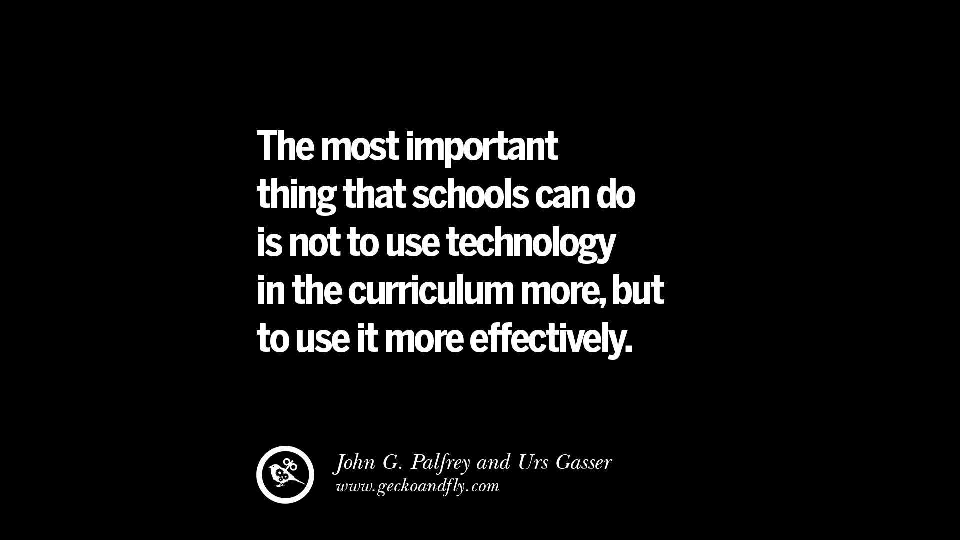 Popular Quotes Education Technology Bam Radio Network