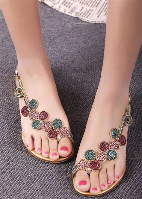 flip flops  jewellery feet fantasy flip flops