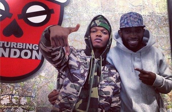 Wizkid Threatens British Rapper, Tinie Tempah & Manager, Dumi Oburota