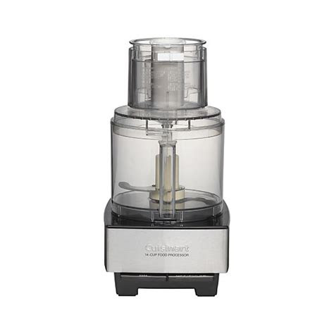 cuisinart  cup food processor crate  barrel