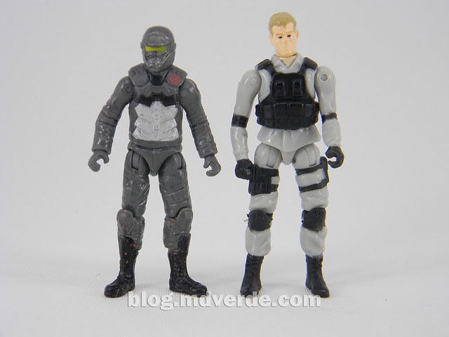 Transformers Backfire DotM Human Alliance - Spike Witwicky con Capitán Lenox