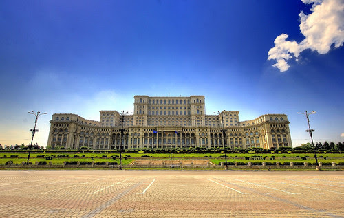 Palatul Parlamentului, Bucuresti, Romania