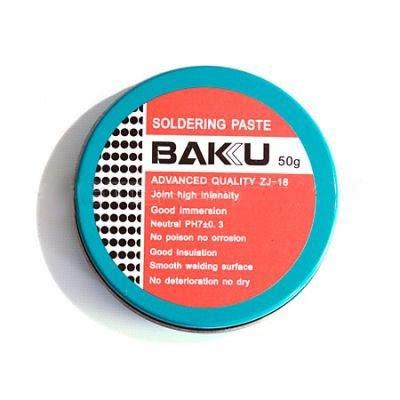 Паяльный флюс BAKU ZJ-18/BK-50