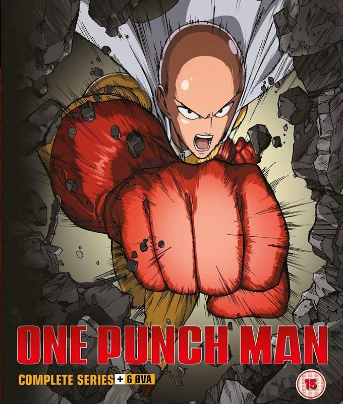 One Punch Man Specials [OVAs] BluRay Dual Audio [English-Japanese] DD2.0 480p, 720p & 1080p HD | 10bit HEVC ESubs