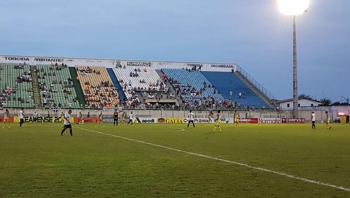 Horizonte x Ferroviário Campeonato Cearense Domingão (Foto: Caio Ricard/TV Verdes Mares)