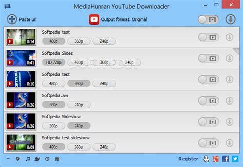 mediahuman youtube downloader  crack full version