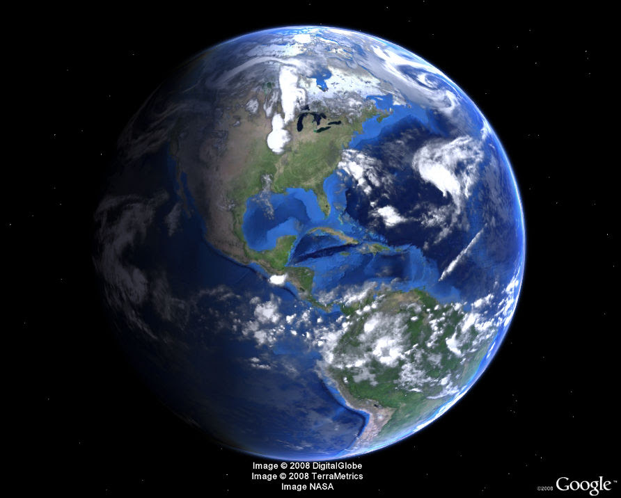 earth day 2009. Use Google Earth on Earth Day