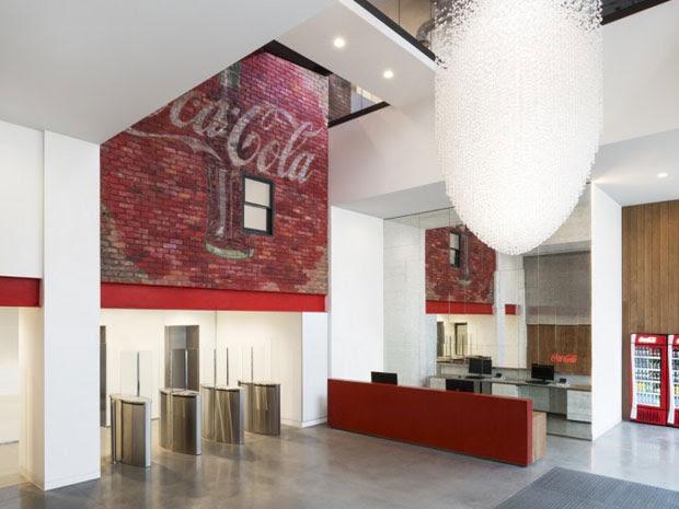 Desain Lobby Kantor Dan Interior Resepsionis