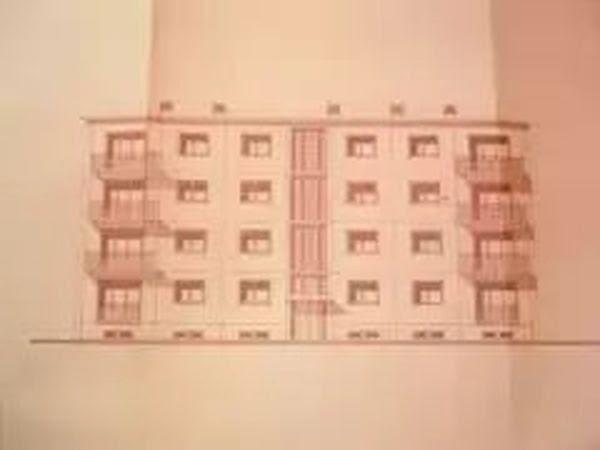 План дома Камю Пятиэтажки, дома, хрущевки