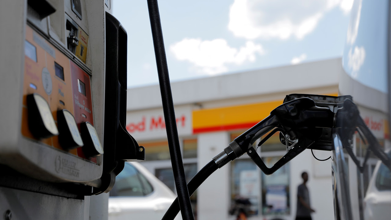 House Republicans assail Biden over 'anti-American energy policies' as gas prices surge