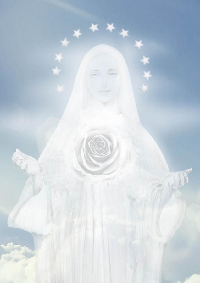 MARÍA, MADRE DE LA DIVINA CONCEPCIÓN DE LA TRINIDAD