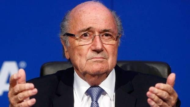 Joseph Blatter Coletiva Fifa Comite 20/07/2015