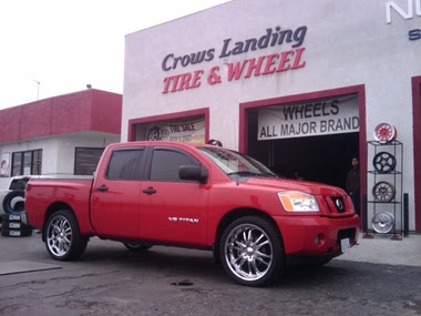 Crows Landing Tire Wheel In Modesto Ca Citysearch