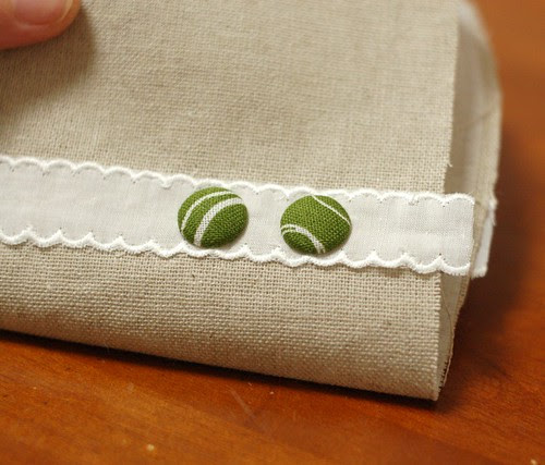 How to make a petit pouch 6
