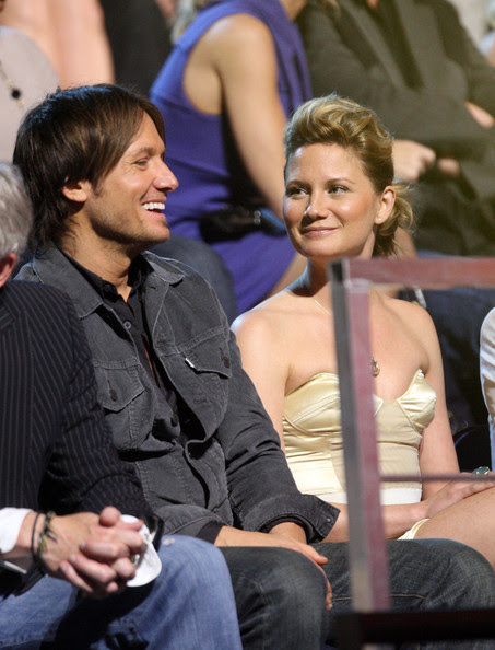 Keith Urban Musician/singers Keith Urban and Jennifer Nettles attend the