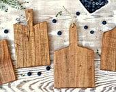 Mini Artisan Bread Boards - Set of 4 - vintagehomedesigns
