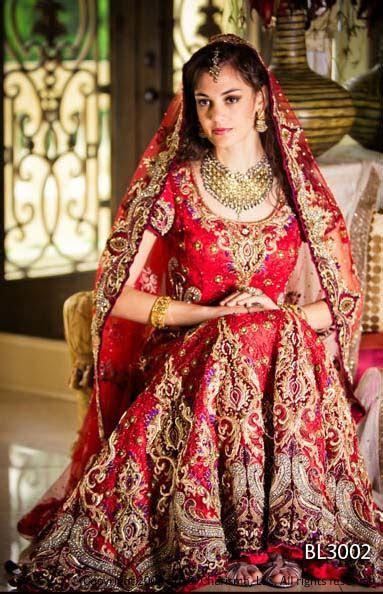 Elegant South Asian Bridal Dress Collection 2012 2013