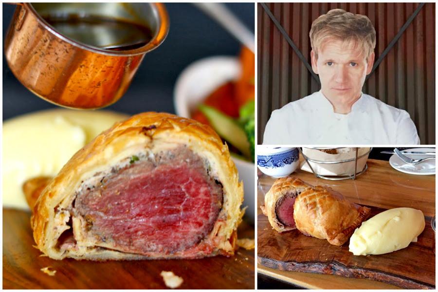 Bread Street Kitchen Singapore - Gordon Ramsay's ...