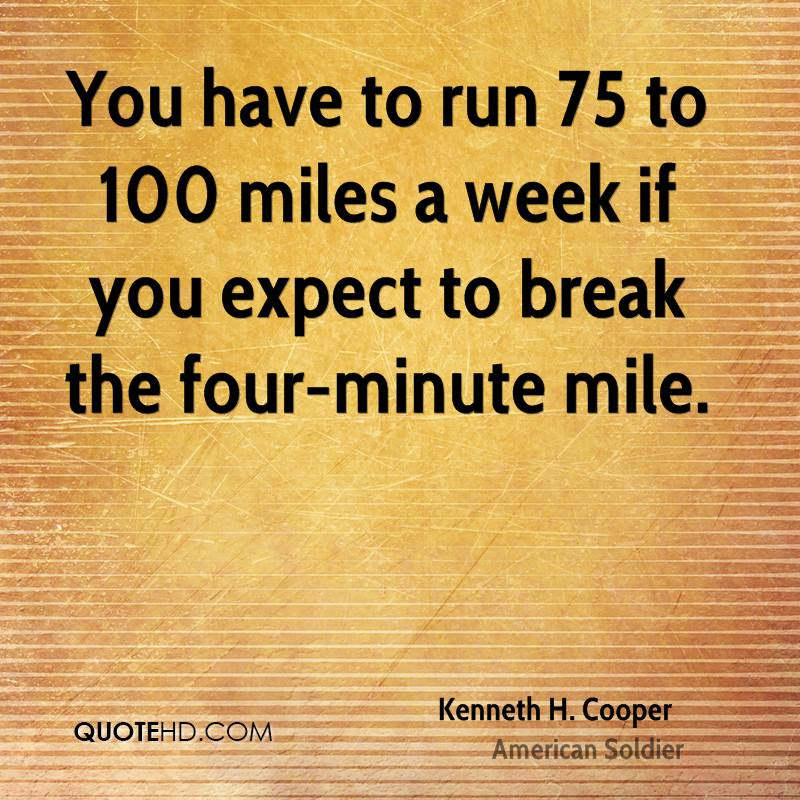 Kenneth H Cooper Quotes Quotehd