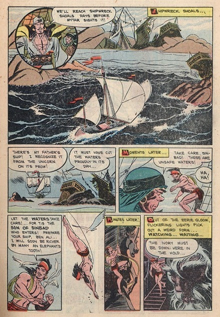 Son of Sinbad 05 Joe Kubert