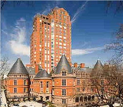 The Castle, 445 Central Park West, Manhattan Valley,