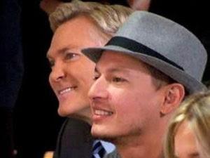 """O casal no """"Good Morning America"""" (Foto: Reprodução )"""
