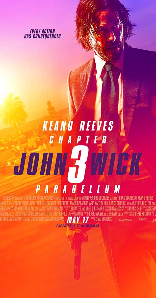[MOVIE] JOHN WICK 3 (2019) [CAMRIP]