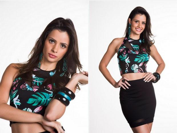 MISS TOCANTINS - Karla Sucupira Mota (Foto: Lucas Ismael/Band/Divulgação)