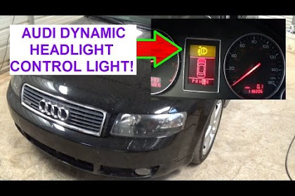 2004 Audi A4 Headlights Not Working