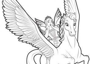 Unicorn Coloring Pages - Coloring4Free.com