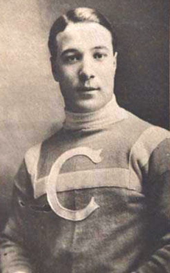 Newsy Lalonde photo Newsy Lalonde 1909-10.png