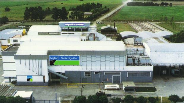 La planta de biogás estará en el mismo predio de la empresa
