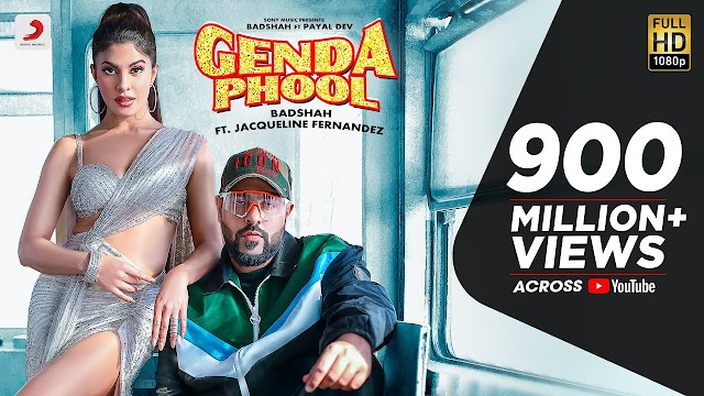 Genda Phool Lyrics |  Badshah & Payal Dev | JacquelineFernandez