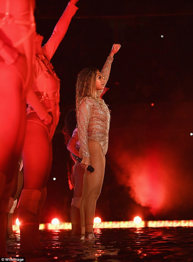 In demand: Beyonce will continue to perform in the United States before kicking off the European leg of her world tour with a performance in Sunderland on June 28