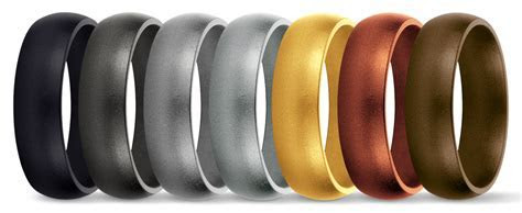 SafeRingz Silicone Wedding Rings   Engineered for SAFETY
