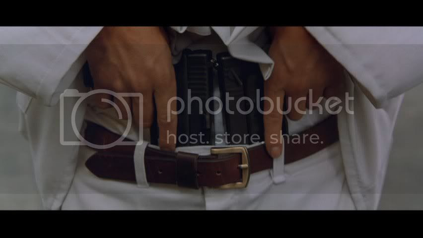 Twin Glock 18s