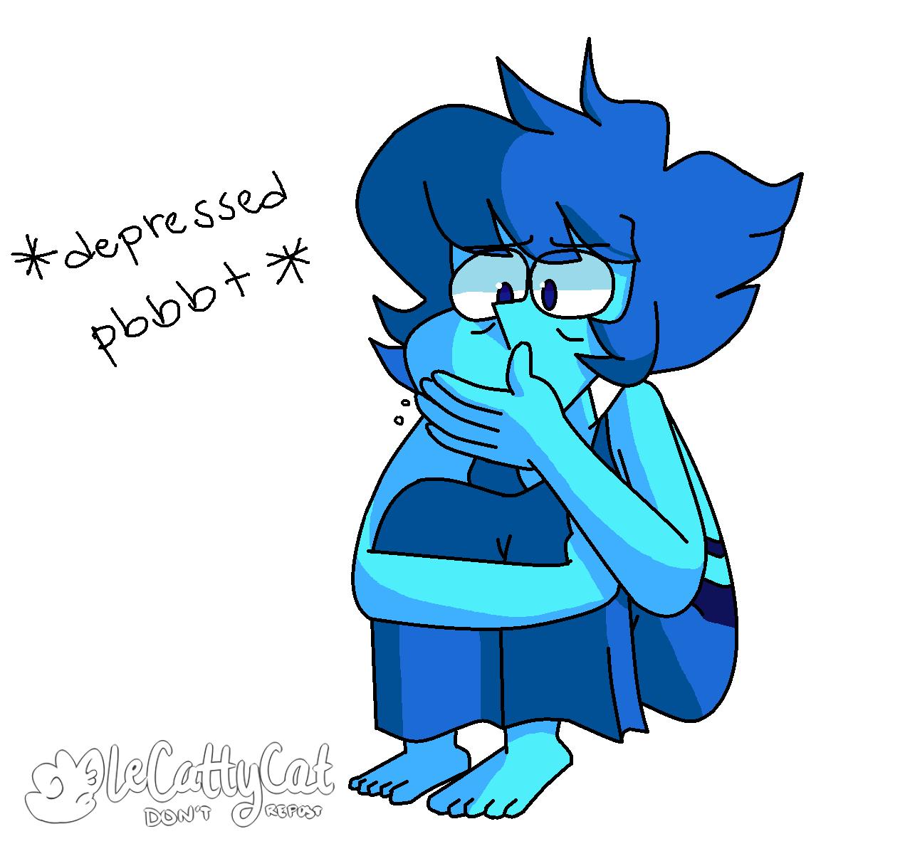*depressed pbbbt*