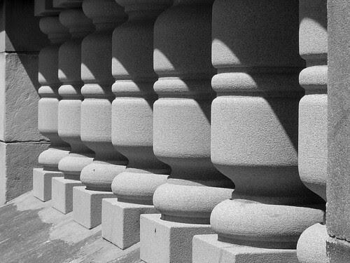 Pyrmont Bridge Stonework