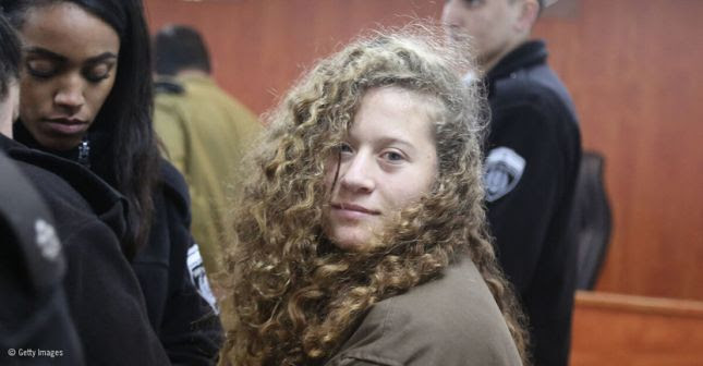 Ahed Tamimi ©Getty Images