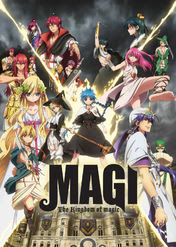 Magi: The Kingdom of Magic | filmes-netflix.blogspot.com