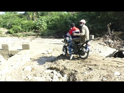 Comunidades quedan aisladas en Matayaya por crecida de un río