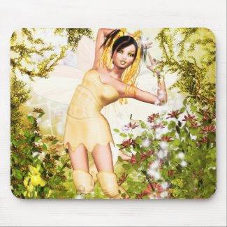 Primrose The Fairy Mousepad