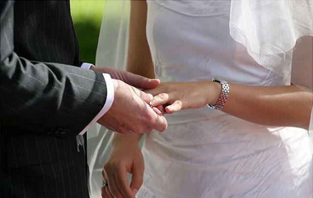 Desde agosto las parejas se podrán casar en los domicilios