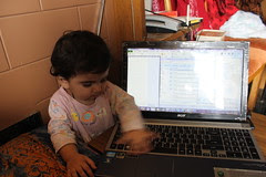 Our Grand Children Are More Net Savvy Than Our Children.. by firoze shakir photographerno1