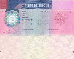 Carte Achat Timbre Fiscal 269 Euros Carte De Sejour