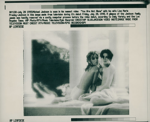 Jackson Michael - Jul 28 1995
