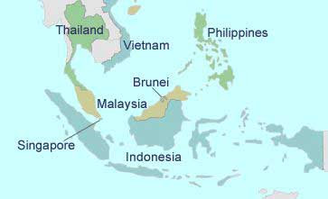 Geography  The Philippines vs. Singapore